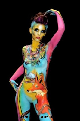 World bodypainting festival   Times Union