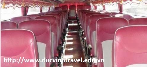 Cho thuê xe 45 chỗ đi biển Sầm Sơn