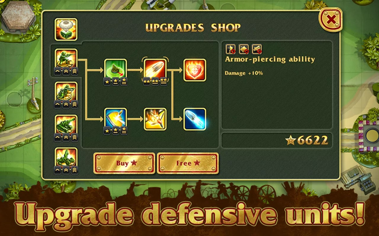 Toy Defense v1.13 Mod (Unlimited Stars)