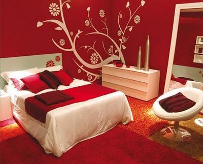 colores en el dormitorio
