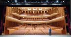 バレエ公演のホール