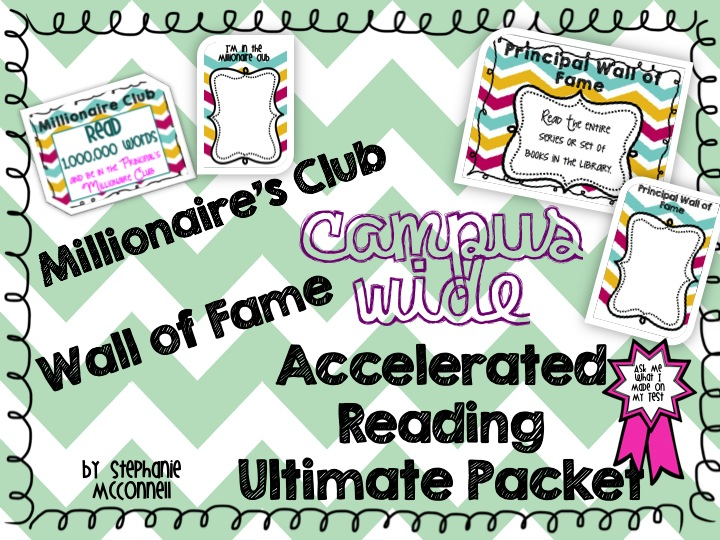 Accelerated reading the ultimate resource packet principal accelerated reading the ultimate resource packet yadclub Choice Image