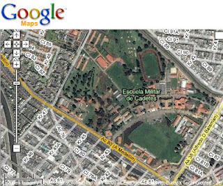 10 tempat terlarang di google maps