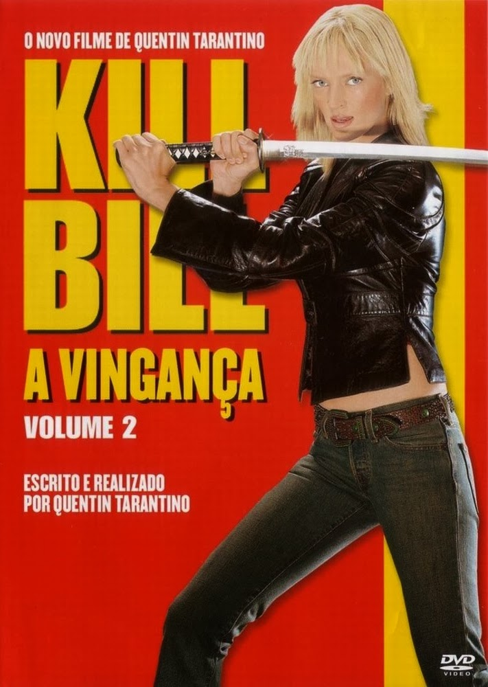 Kill Bill: Volume 2 – Dublado (2004)
