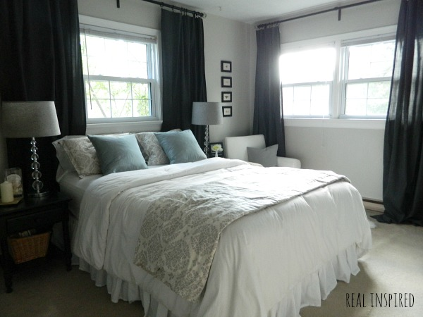 Real Inspired Complete Source List For The Master Bedroom