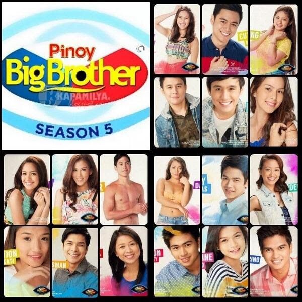 Pinoy Big Brother Housemates for All Seasons
