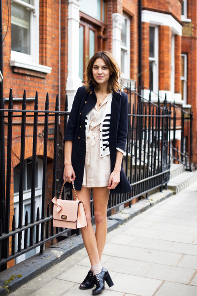 High Street Fashion Designers on Confessions Of A Fashion Designer  Style Inspiration   Alexa Chung