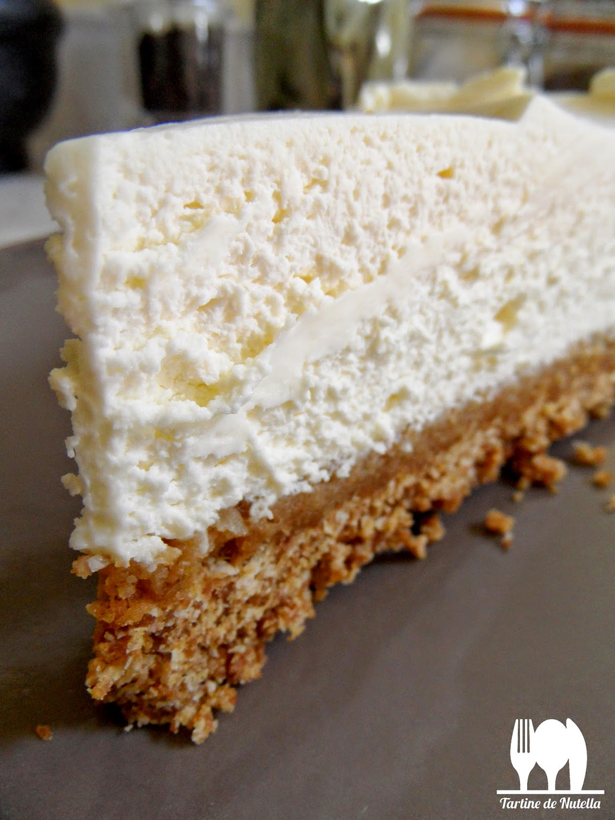 cheesecake sans cuisson de jamie oliver food addict. Black Bedroom Furniture Sets. Home Design Ideas