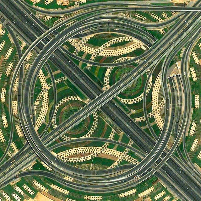 Dubai Interchange – United Arab Emirates