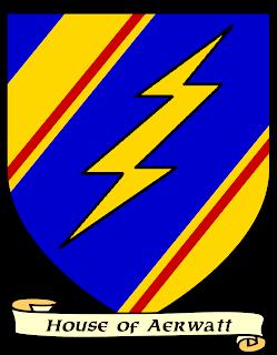 Mystara Alphatia Ar Heraldry