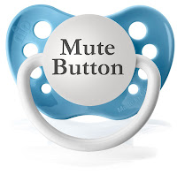 blue pacifier mute button