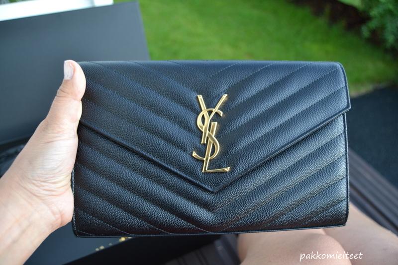 Ysl Musta Laukku : Pakkomielteit? the musta laukku