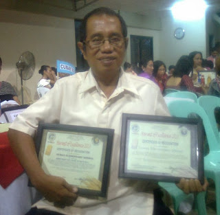 cubay elementary school awards