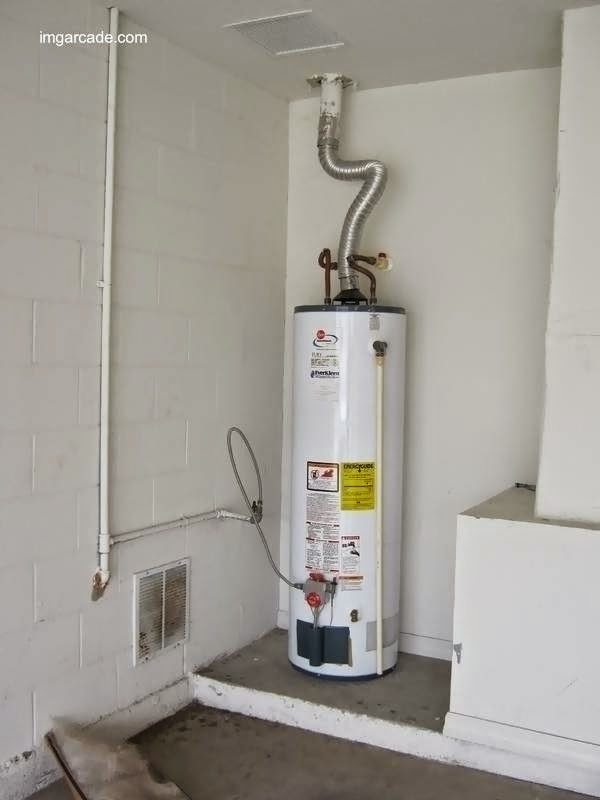 Termotanque hogareño calentador de agua doméstico