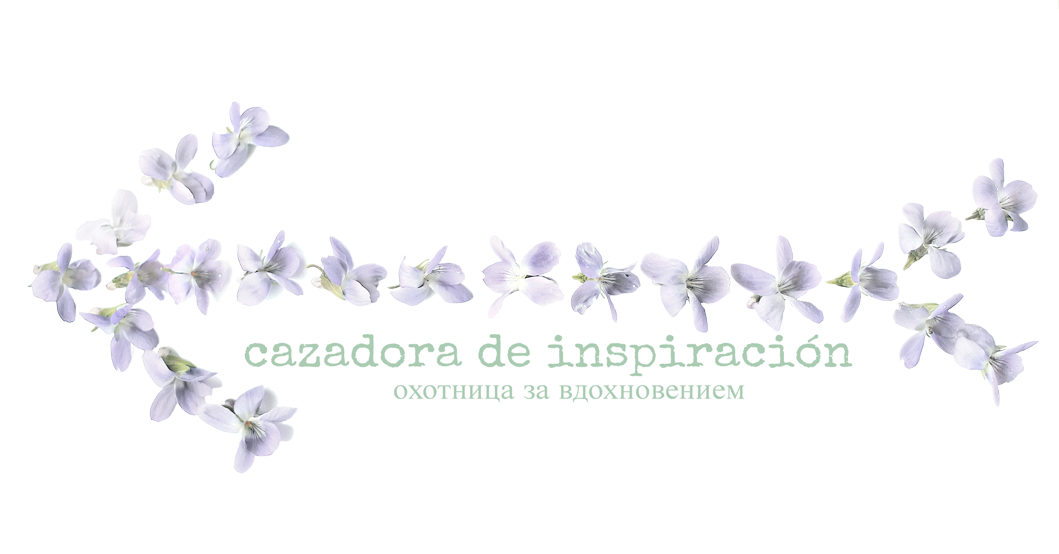 Cazadora de inspiracin
