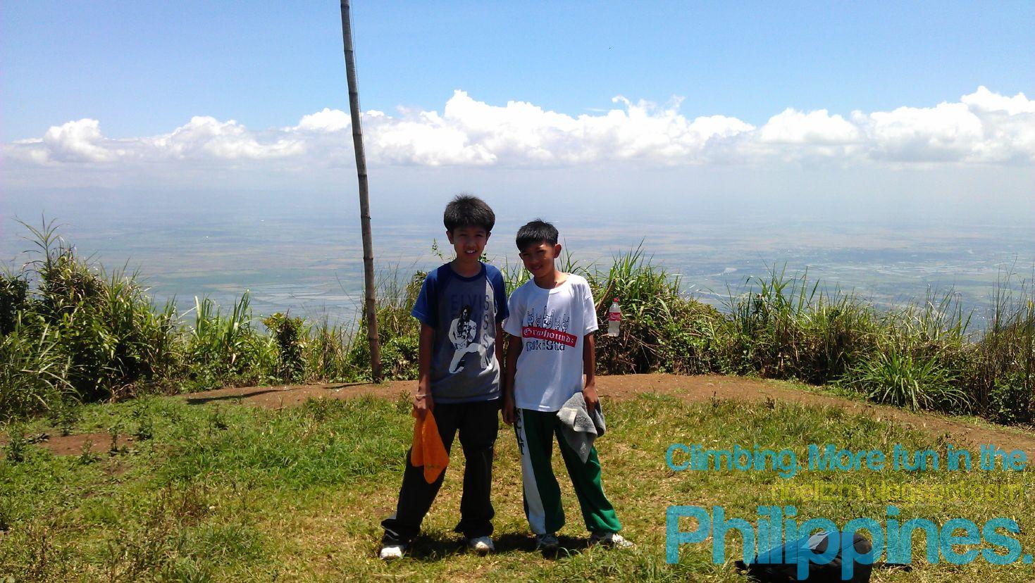 Mt. Arayat/Traverse (1,030+)