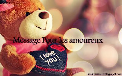 message pour les amoureux