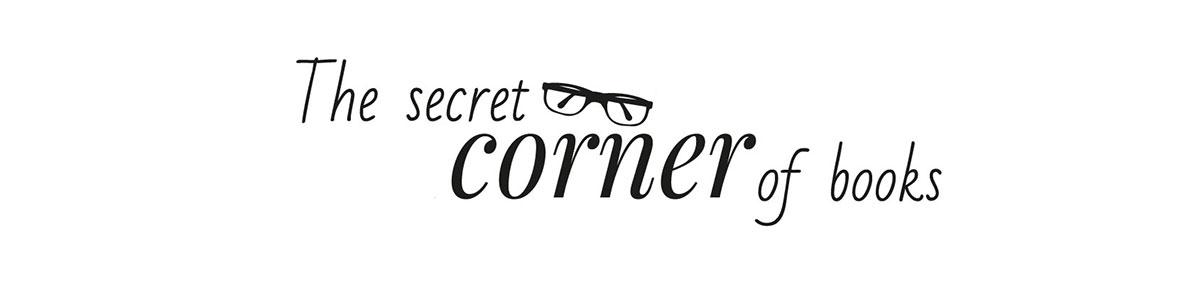 The secret corner of books.