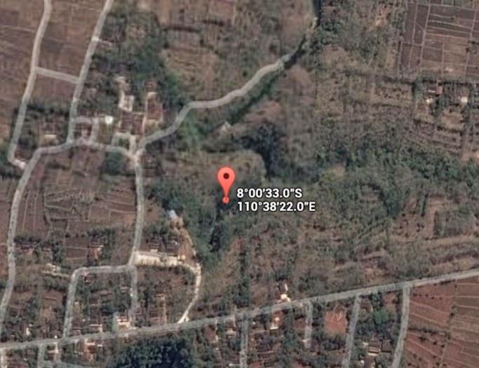Koordinat Lokasi Goa Kalisuci_siparjo.com