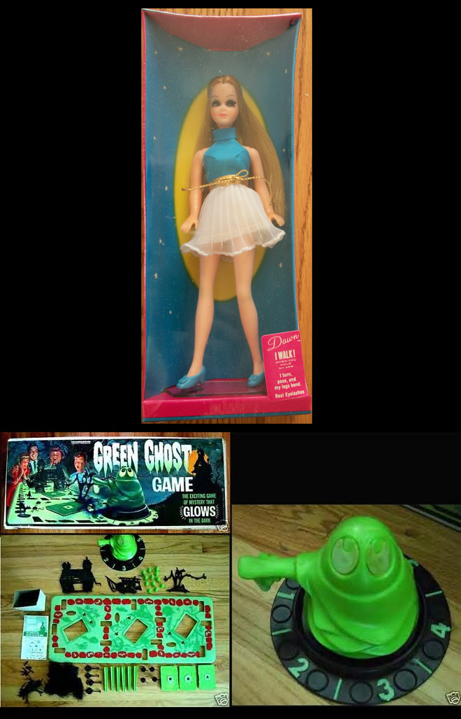 I had a Dawn doll. The below is the issue I had. I just snagged the below on ebay. She's still NRFB