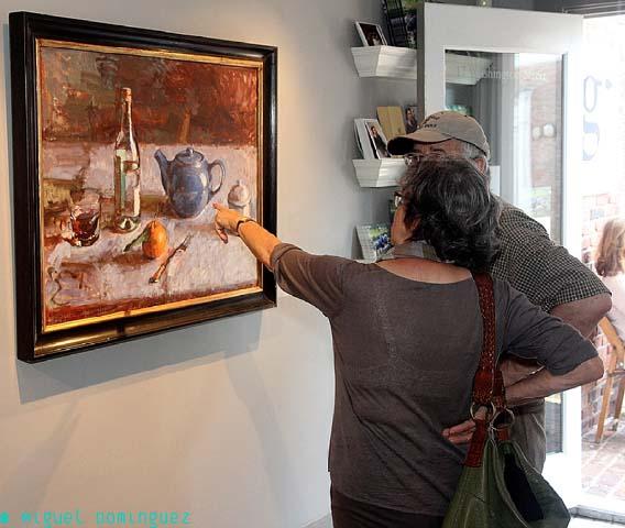NYC CultureStyle BEN FENSKE Art Exhibit