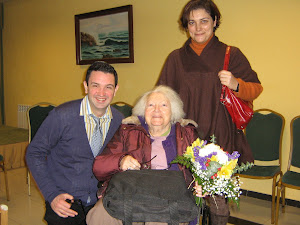 Rabbi Hillel,Ania y Ana Paula