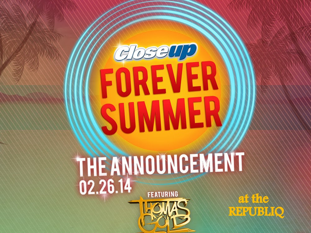 Closeup Forever Summer The Announcement + Quick Giveaway!