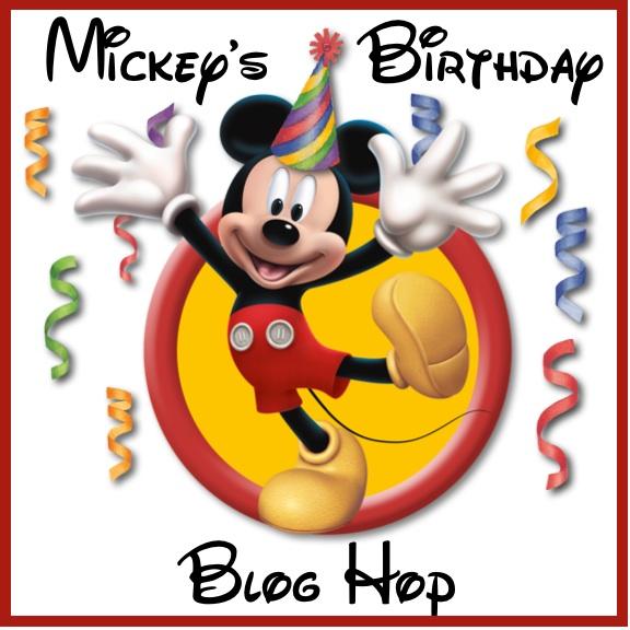 Growing Up Disney Best Of Week Mickeys Birthday Blog Hop Cake