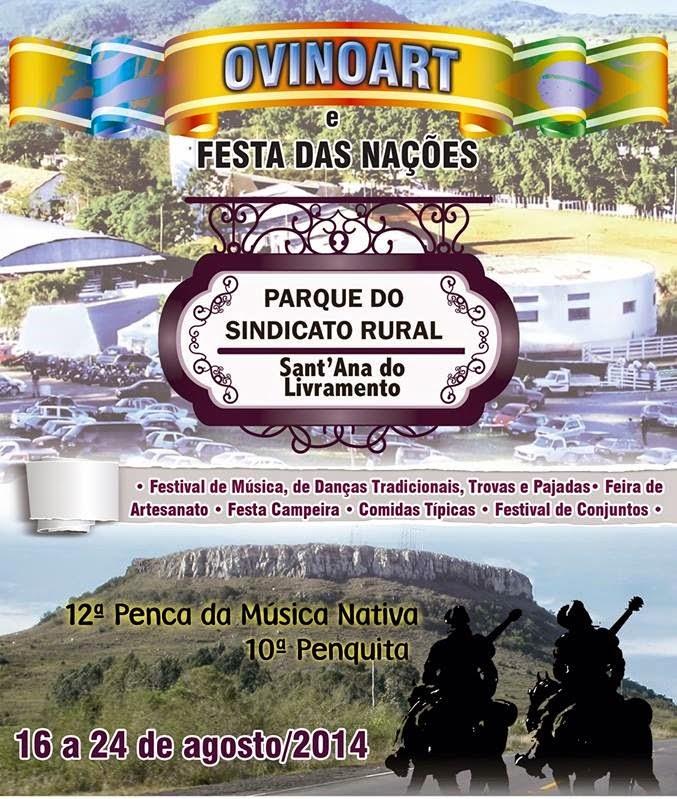 OvinoArt e Festa das Nações.
