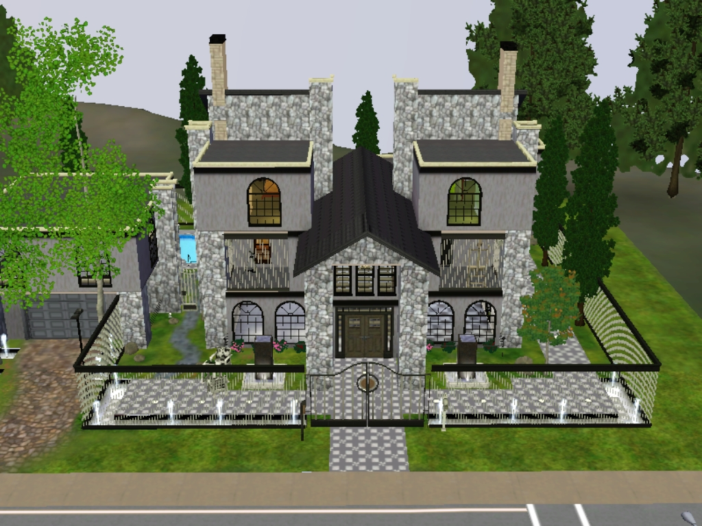 House plans and design architectural design the sims 3 for Sims 2 home designs