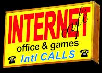 Web Cyber Cafe