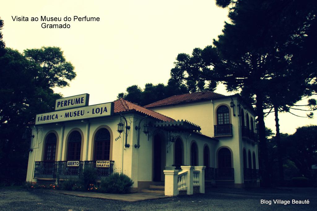 FACHADA DO MUSEU DO PERFUME EM GRAMADO