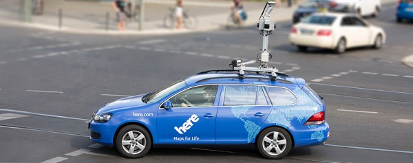 German carmaker's consortium (AUDI, BMW and Daimler) agree to buy NOKIA's HERE maps for €2.8 (EUR) billion