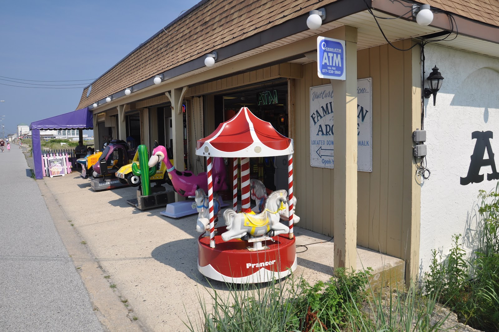 Cape may resort blog local things to do in cape may for Fishing flea market nj