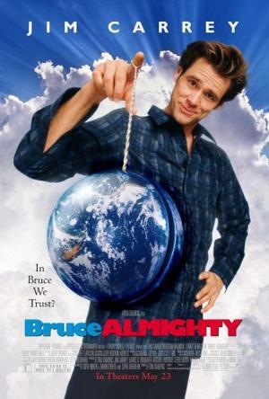 Một Ngày Làm Thượng Đế, Bruce Almighty