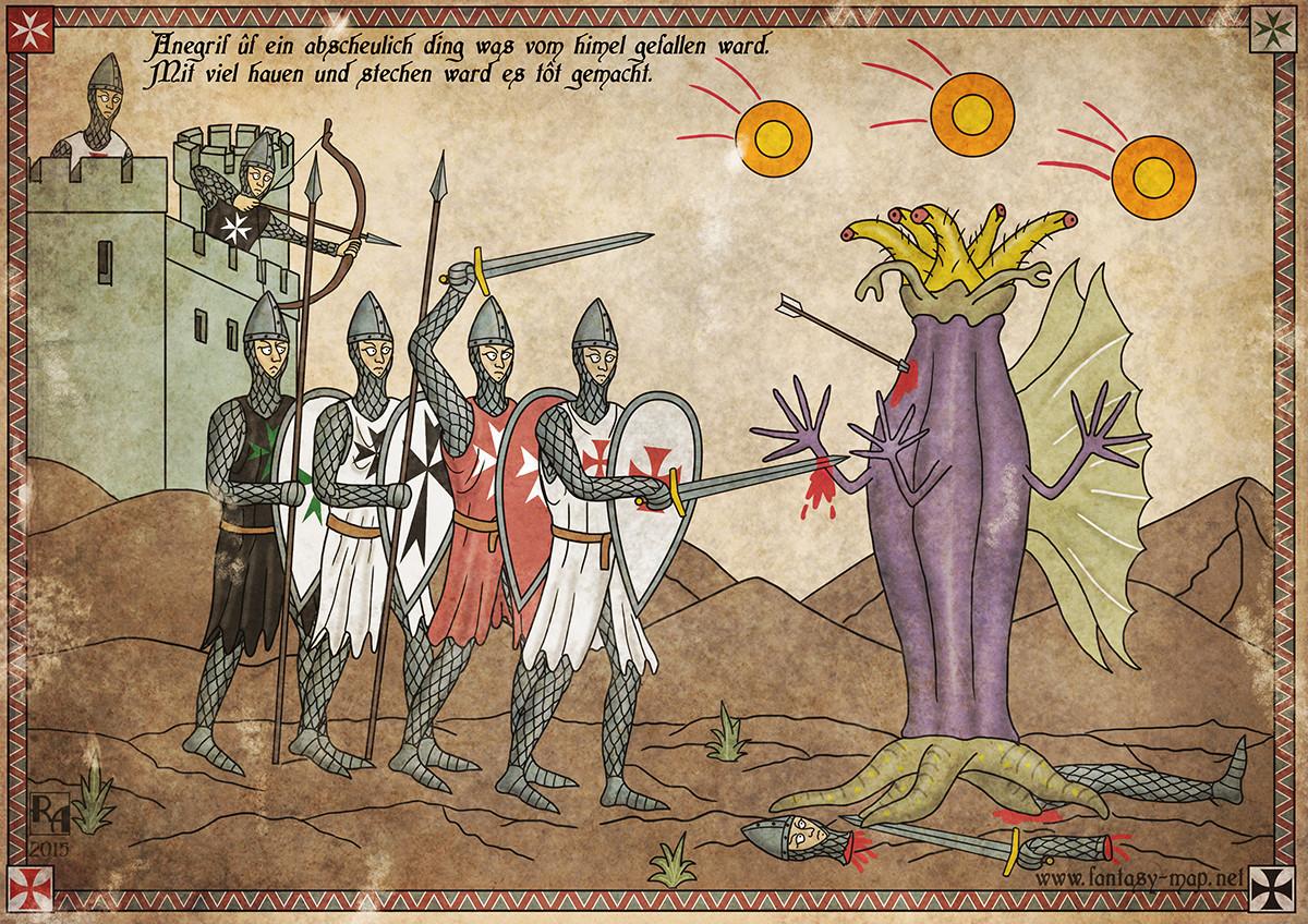 Cyberlav: in Russia, filmed a cartoon in the genre of the ancient Slavic cyberpunk