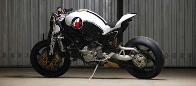Ducati S4R monstro Concept por Paolo Tesio