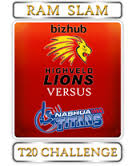 Watch Lions vs Titans Twenty 20 Final Match Ram slam Cricket Live Streaming Online Super Sports, Sky Sports HD.
