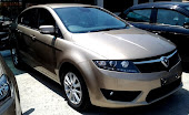Proton Preve&#39; 1.6cvt Premium Elegant Brown