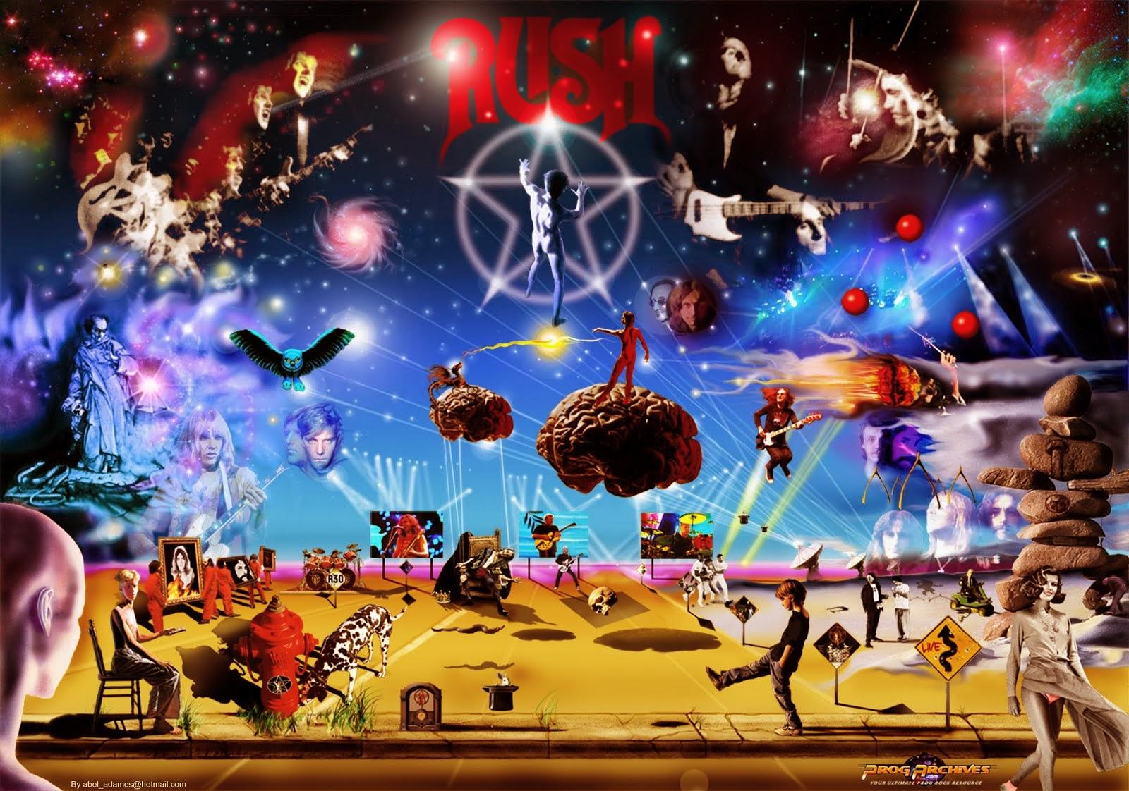 Rush mashup