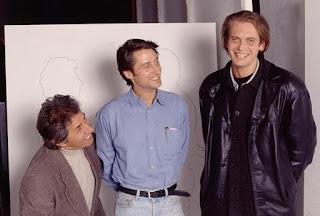 Philippe Gildas,Antoine Decaunes & Klaus Guingand - 1995