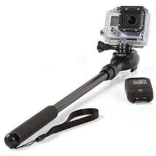 Monopod / Tongsis / Selfie Stick GoPro Hero 3