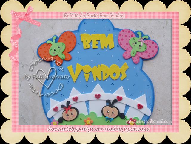 decoracao sala de aula jardim encantado:by Pati Guerrato: Bichinhos de Jardim – Decoração de sala de aula