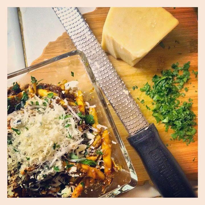 Haute + Heirloom: Braised Short Rib Ragu Pasta