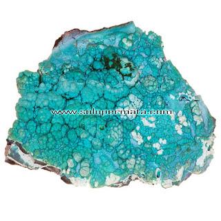 Artikel Batu Permata Bacan Chrysocolla
