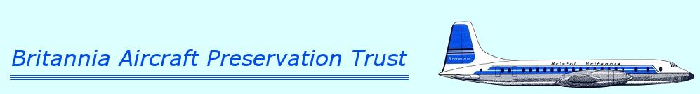 Britannia Aircraft Preservation Trust