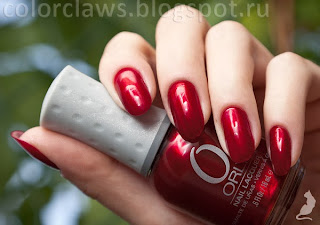 Daily Claws: Orly Torrid