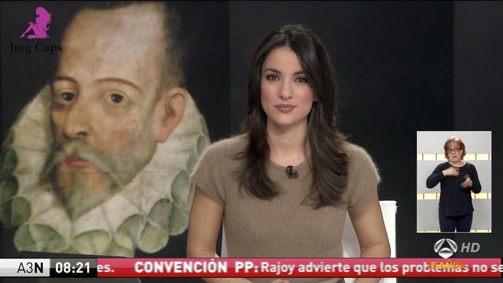 ESTHER VAQUERO, LAS NOTICIAS DE LA MAÑANA (26.01.15)