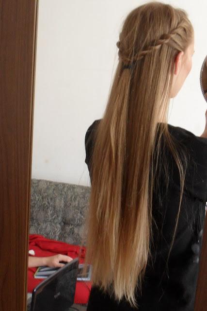 NIEDZIELA DLA WŁOSÓW - BAD HAIR DAY, STAN KOŃCÓWEK BEZ UŻYWANIA SERUM I NAJSZYBSZY WARKOCZ ŚWIATA