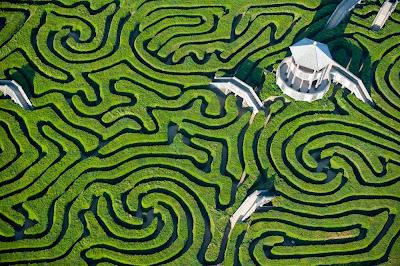 Labirinto Longleat – Wiltshire - Inglaterra